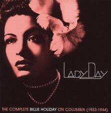 "BILLIE HOLIDAY ""LADY DAY THE COMPLETE..."" 10 CD NEW+"