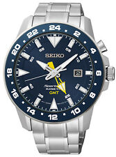 Seiko Sportura Kinetic GMT Men's Watch SUN017P1