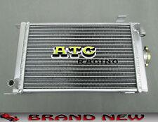 3 Core Aluminum Radiator for GAS Shifter Kart , Go Kart, Karting, Gearbox