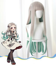 Nene Yashiro Cosplay Long Hair Wig Toilet-bound Hanako-kun Gradient Costume Girl