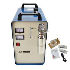 Sauerstoff-Wasserstoff-Wasser-Schweißer Acryl-Flamme 150L Poliermaschine in DE