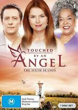 Touched By An Angel : Season 6 - DVD Region 4 Free Shipping!
