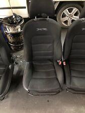 FORD FG XR6 XR8 CLOTH SEDAN SEATS - NO DOOR TRIMS