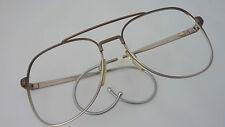 70er Herrenbrille Brille Sportbrille Brillengestell Neostyle Target 10 Neu sizeM