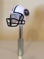 Tennessee Titans Mini Helmet NFL Beer Tap Handle Football Kegerator Riddell AFC