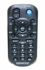 KENWOOD kdc-bt92sd KDCBT 92sd rc-405 Remote controlbrand Telecomando Nuovo Originale
