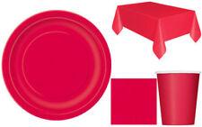 Articles de maison rouge sans marque en cuisine pour fête et occasion spéciale