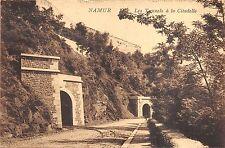 Br35858 Namur Les Tunnels a la Citadelle belgium