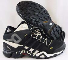 NEW Mens Sz 9 ADIDAS Terrex Fast R Mid B44183 Gore-Tex Black Sneakers Shoes