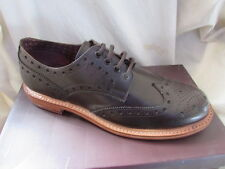 MENS ALL LEATHER LACE UP BROGUE SIZE 12