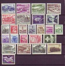 Postfrische Briefmarken (1960-1969) mit österreichische