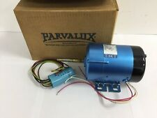 Nuevo parvalux 125w SD12C Motor Eléctrico 200/220v DC derivación 3000RPM 329321