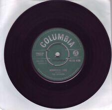 "THE SHADOWS Wonderful Land / Stars Fell On Stockton 7"" 45rpm single DB4790 1962"
