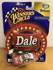 2000 Hasbro Chevrolet Monte Carlo Deluxe Nascar 57501- Dale Earnhardt Jr -NIB