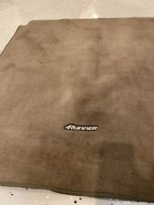 1996 - 2000 Toyota 4runner Rear Cargo Floor Mat Oem Tan