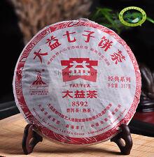 8592*Menghai Dayi Beeng Cha Pu-erh Tea 2010 357g Ripe
