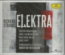 Thielemann - R. Strauss: Elektra 2CD NEW Evelyn Herlitzius Rene Papa