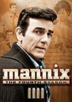 Mannix: The Fourth Season [New DVD] Full Frame