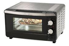 MEDION 13L Mini Backofen Pizzaofen 1200W Elektrogrill Toastofen Miniofen MD15720