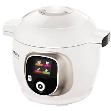 Krups CZ7101 Cook4Me Multikocher  6l, 1200 W, weiß/grau