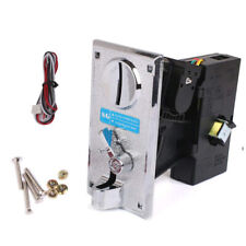 Advanced Multi Coin Selector Mechanism Acceptor for Vending Machine Arcade Game