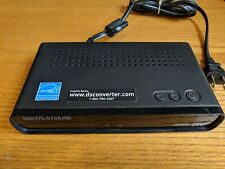 DIGITAL STREAM DTX9950 DIGITAL TV CONVERTER BOX NO REMOTE CONTROL