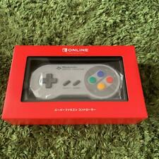 Super Famicom Controller Club Nintendo Original SFC SNES Online Switch Japan
