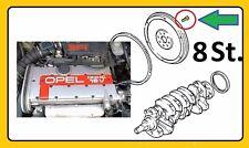 C20XE C20LET Opel Schraube Schwungrad Schwungscheibe 8 Stück ORIGINAL Opel