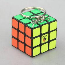 Cubetwist  3x3x3 Super Mini Magic Cube key chain  Brain Teaser For Toy Gift