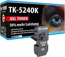 XXL TONER TK-5240K 50% MEHR INHALT FÜR KYOCERA ECOSYS M5526CDW CDN P5026CDW CDN