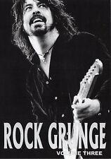 ROCK GRUNGE VOLUME 3 35 Music Videos DVD Rock Alternative