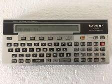 SHARP PC-1500 A Guter Zustand
