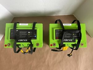 2 Valence U24-12XP LiFePO4 | 12V 110AH 1.4kWh Lithium Iron Phosphate Battery