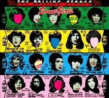 Some Girls [Deluxe Edition] [Digipak] by The Rolling Stones 2 x CD's 2011