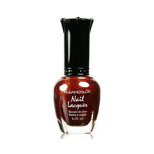 1 Kleancolor Nail Polish Lacquer #76 Jewelry Red Manicure