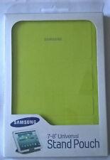 """Samsung Universel Support de POCHETTE ETUI POUR TABLETTE 7-8 """" avec fonction en"""