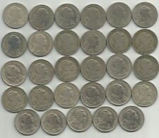 50 Centavos 1927 to 1968 complete colection , C085