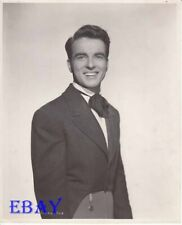 Montgomery Clift gives a big smile  VINTAGE Photo
