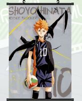 Anime Poster Haikyuu!! Wall Painting Scroll Decor Home Cosplay Collection 60*90