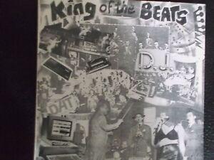 KING OF THE BEATS,LP ON RADIO ACTIVE,RAD001,1990