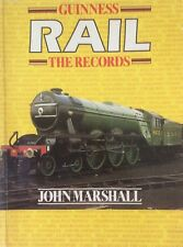 Rail: The Records by John Marshall (Paperback, 1985)..  Guiness