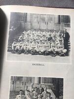 1946 Meriden High School Meriden Connecticut Annual Yearbook