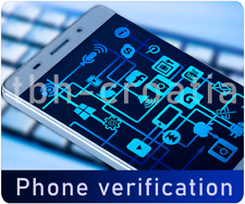 SMS Phone Verification Number - Brand New Sim Cards - EU Number -
