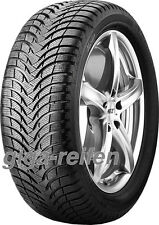 4x Winterreifen Michelin Alpin A4 225/55 R17 97H AO M+S BSW