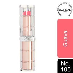 L'Oreal Paris Color Riche Plump and Shine Lipstick 104 Guava