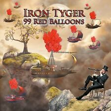 Iron Tyger - 99 Red Balloons/Ace Of Spades: CD Single