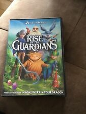 Rise of the Guardians DVD LikeNew free ship