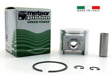 Meteor piston kit for Husqvarna 266 268 50mm closed version Jonsered 670 Italy