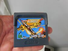 SEGA Game Gear AERIAL ASSAULT Video Game