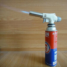 NEW GUN GAS BUTANE BLOW TORCH BURNER WELDING SOLDER IRON SOLDERING LIGHTER FLAME